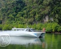 ทัวร์เกาะห้อง กระบี่ โดยเรือคาตามารัน