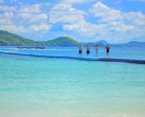 ทัวร์เกาะเฮ เต็มวัน โดยเรือเร็ว