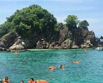 ทัวร์ภูเก็ต 2 เกาะ – เกาะไม้ท่อน + เกาะไข่ โดยเรือเร็ว
