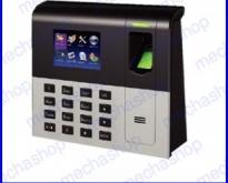 เครื่องสแกนลายนิ้วมือ สแกนนิ้วมือลงเวลา TFT 3.0inch ZK-UA200 Fingerprint Ti