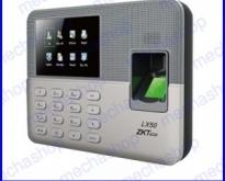 เครื่องสแกนลายนิ้วมือ สแกนนิ้วมือลงเวลา TFT 2.8inch ZK-LX50 Fingerprint Tim