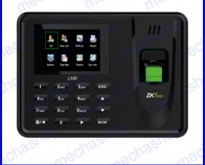 เครื่องสแกนลายนิ้วมือ สแกนนิ้วมือลงเวลา TFT 2.8inch ZK-LX40 Fingerprint Tim