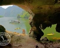 ทัวร์เกาะห้อง – กระบี่ โดยเรือคาตามารัน