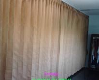 ผ้าม่านรังสิต ปทุมธานี ผ้าม่าน มู่ลี่ ม่านปรับแสง ม่านม้วนวอลล์เปเปอร์ 0812