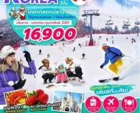 ทัวร์เกาหลี 4 วัน 3 คืน ราคา 16,900 บาท