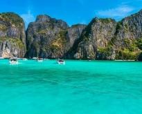 วันเดย์ทริป เกาะพีพี อ่าวมาหยา + เกาะไข่ โดยเรือเร็ว
