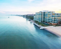 ขายด่วน Paradise Ocean View Condominium คอนโดหรู บนชายหาดส่วนตัว พัทยา ชลบุ