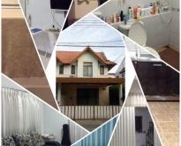 ขายบ้านแฝด 2 ชั้น หมู่บ้านคันทรีปาร์ค2 จังหวัดชลบุรี