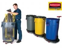 Rubbermaid : BRUTE™ Container ถังพลาสติกอเนกประสงค์