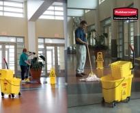 Rubbermaid : Wet Cleaning Set  ชุดอุปกรณ์ถูพื้น