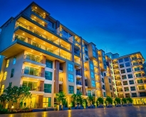 ขายด่วน คอนโดหรู พร้อมอยู่ City Garden Tropicana Condominium นาเกลือ พัทยา