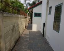 ขายบ้านเดี่ยว 2 ชั้น หมู่บ้าน สัมมากรหทัยราษฎร์-มีนบุรี เนื้อที่ 80 ตารางวา