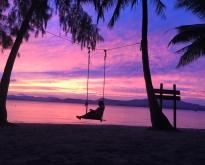 ทัวร์เดย์ทริป ชมพระอาทิตย์ตก เกาะนาคาน้อย โดยเรือเร็ว: