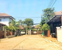 ขายบ้านเดี่ยว หมู่บ้านสวนผึ้ง ซอยมัยลาภ รามอินทรา14 (ใกล้เลียบทางด่วน)