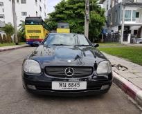 ขาย Benz 200 SLK 1.8 1998 สปอร์ตเปิดประทุน รถเดิมๆสวยๆ