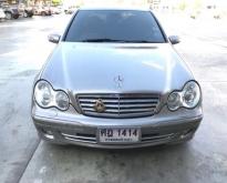ขาย benz c230 ปี 2006