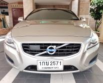 ขาย VOLVO S60 1.6 DRIVe Sedan-AT รุ่น S 180 แรงม้า