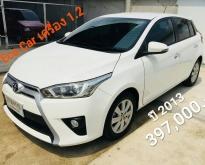 ขาย Toyota Yaris 1.2 G A/T ตัวท๊อป 2013