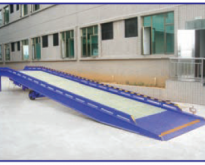 Electric Mobile ramp