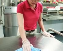 Rubbermaid : Microfiber Cloth for General Purpose ผ้าไมโครไฟเบอร์ คุณภาพสูง