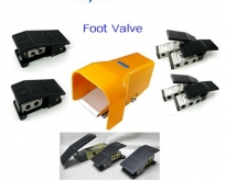 ฟุตวาล์วลม air footvalve วาล์วเท้าเหยียบ ส่งฟรีทั่วประเทศ kerry