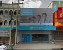 ขายตึกพร้อมที่ดินในตัวอำเภอรัตนบุรี จังหวัดสุรินทร์