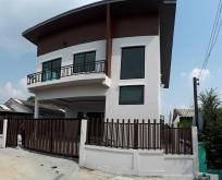 ขายบ้านเดี๋ยว สร้างใหม่ 2 ชั้น ราคาถูก พร้อมเข้าอยู่ 3 นอน 3 น้ำ วิวทะเลสาป
