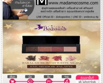 Babalah Be Wish Write Memo Eye Shadow Palatte อายแชโดว์พาเลท 4 สี ใน 1 ตลับ