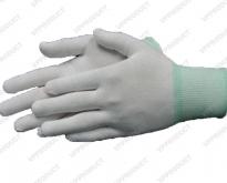 PU plam fit glove