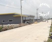 ขายที่ดินโครงการ ดิ แอสเซท 2 ไร่+โรงงาน 400 ตร.ม. ราคา 12 ล้านบาท