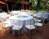 ให้เช่าเก้าอี้น่านเช่าโต๊ะจัดงานเช่าเต็นท์เช่าพัดลมไอน้ำโทร 0628123629