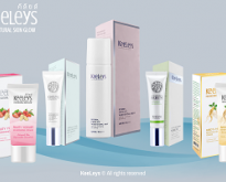 Keeleys Thailand, for natural skin glow