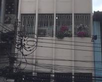 ขาย อาคารพาณิชย์ ถนนเจริญกรุง ใกล้เยาวราช วงเวียนโอเดียน