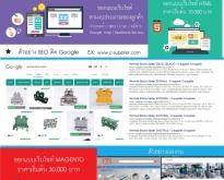 บิสซิเนสมีไอเดีย รับออกแบบเว็บไซต์ + SEO พร้อมดูแลเว็บไซต์
