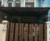 ขายทาวเฮ้าท์2ชั้น ซอยท่าอิฐ นนทบุรี