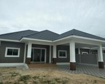 ขายถูก!!!โครงการใหม่ บ้านปัณณ์สุข บ้านเดี่ยว 1ชั้น 3ห้องนอน 3 ห้องน้ำ 106 ต