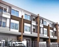 ให้เช่าทาวน์โฮม 2 ชั้นใหม่ หมู่บ้านเดอะทรัสต์ ลำลูกกาคลอง 5 ปทุมธานี