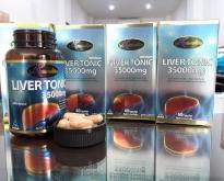Liver tonic 35000mg  ล้างสารพิษในตับมีบริการเก็บเงินปลายทาง