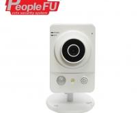 Peoplefu_กล้องวงจรปิด_Fu IPC K100P Lens 3.6 mm.