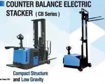 Counter Balance Stacker