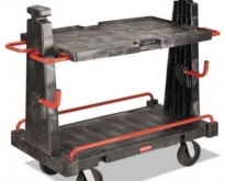 Rubbermaid Convertible A Frame Truck