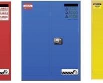 Safety Cabinet (ตู้เก็บอุปกรณ์)