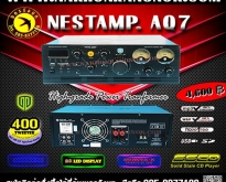 NESTAMP AQ-7 Hybrid Power Amplifer
