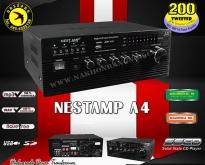 NestAmp A4 Hybrid Power Amplifier 2ch