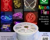 ไฟยาง Neon Flex 12v