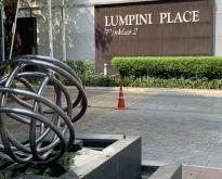ขาย คอนโด Lumpini Place 2 Pinklao (ลุมพินีเพลส ปิ่นเกล้า2)
