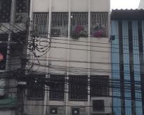 ขาย อาคารพาณิชย์ ถนนเจริญกรุง สัมพันธวงศ์ แยกลำพูนไชย ใกล้เยาวราช