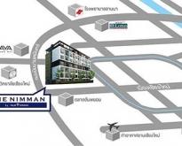 ขายคอนโดพร้อมผู้เช่า ถนนนิมมานเหมินทร์ เชียงใหม่  ติดต่อ 0873144885