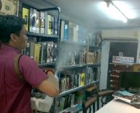 PM2.5 เราช่วยฉีดพ่นขจัดฝุ่น PM2.5 0813735190ทั่วไทย  และฉีดพ่นฆ่าเช