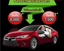 ซื้อประกันภัยรถยนต์เลือกได้!! คุ้มครองตามอายุการใช้งานจริง